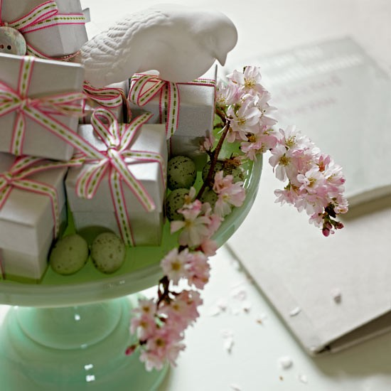 Pretty Easter gift boxes | Traditional Easter ideas | Easter decorating ideas | PHOTO GALLERY | Housetohome.co.uk