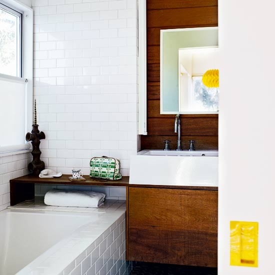 Bathroom | Take a tour around a modern LA home | House tours | PHOTO GALLERY