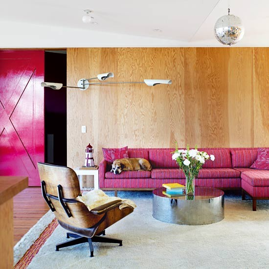 Seating area | Take a tour around a modern LA home | House tours | PHOTO GALLERY