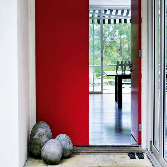 Front door | Take a tour around a tropical Aussie house | House tours | PHOTO GALLERY