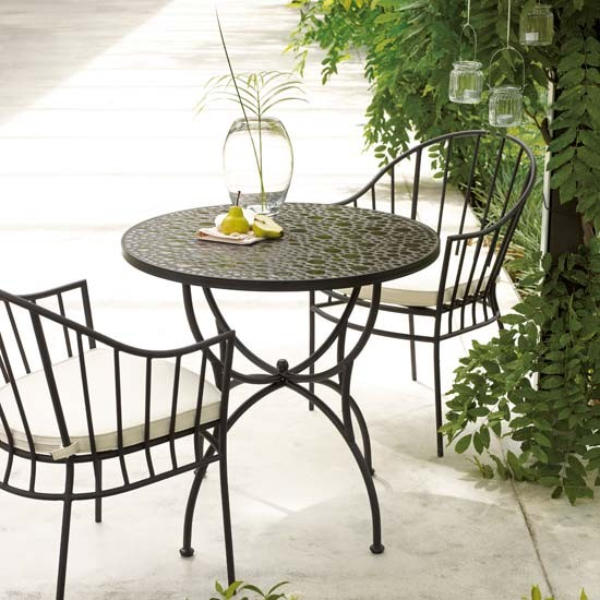 Riva bistro table and chairs Summer garden s our pick of the best
