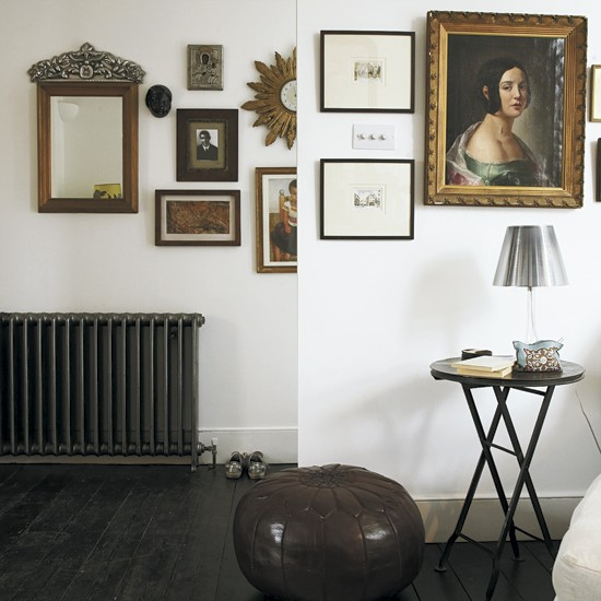 Classic Hallway Take A Tour Around An Eclectic Victorian