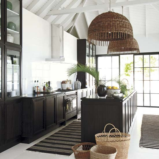 Kitchen | Caribbean retreat house tour | housetohome.