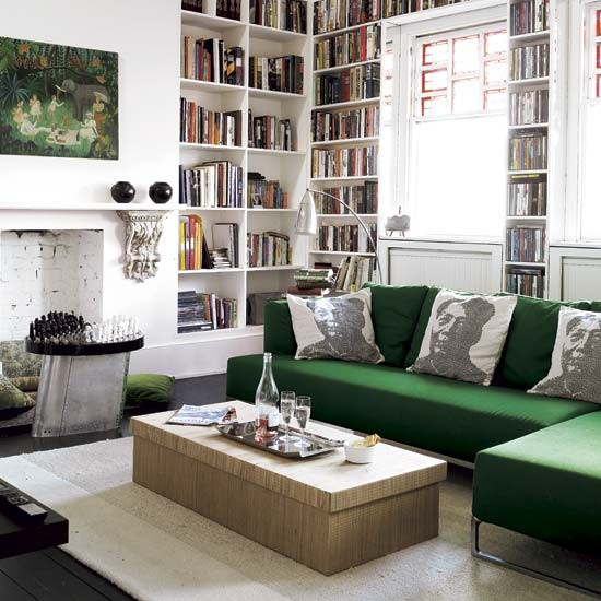 living room cosmpolitan victorian terrace house tour