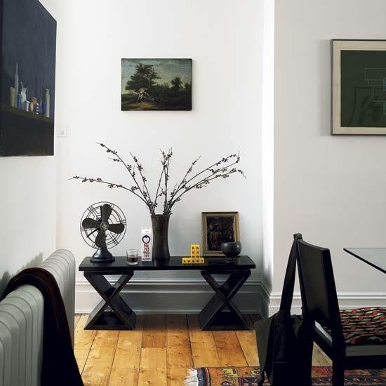 Hallway | Cosmpolitan Victorian terrace house tour | housetohome.