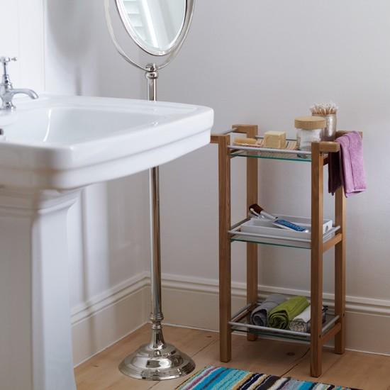 Original   Showerdrape  Showerdrape Capri Free Standing Bathroom Cabinet