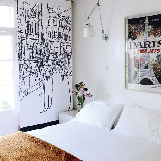 Bedroom Lamps Sydney: Stylish Sydney Home House Tour