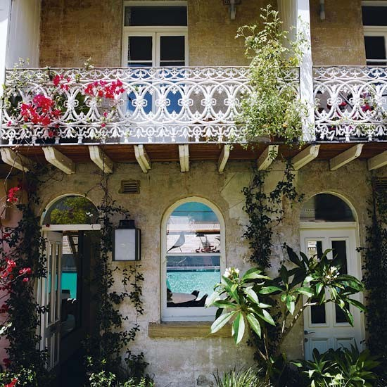 Terrace | Stylish Sydney home house tour | Modern decorating ideas | House tour | PHOTO GALLERY | Livingetc | Housetohome