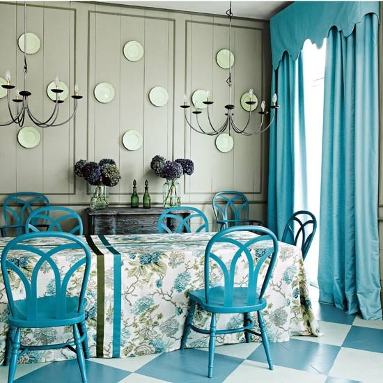 Pretty Dining Room Country Dining Rooms: pretty dining rooms