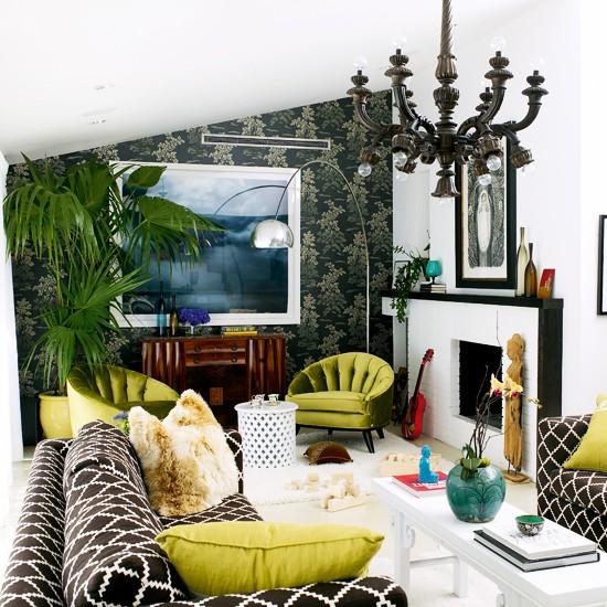 Living room | Californian home | House tour | Modern decorating | PHOTO GALLERY | Housetohome