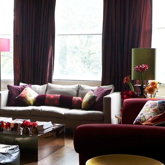 26 Relaxing Green Living Room Ideas: Chic Edwardian House Tour