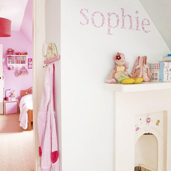 Pink children 39 s bedrooms children 39 s bedroom ideas - Childrens pink bedroom ideas ...