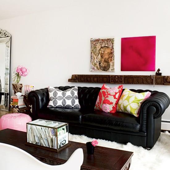 Living room   Renovated Seventies home   House tours   PHOTO GALLERY   Housetohome