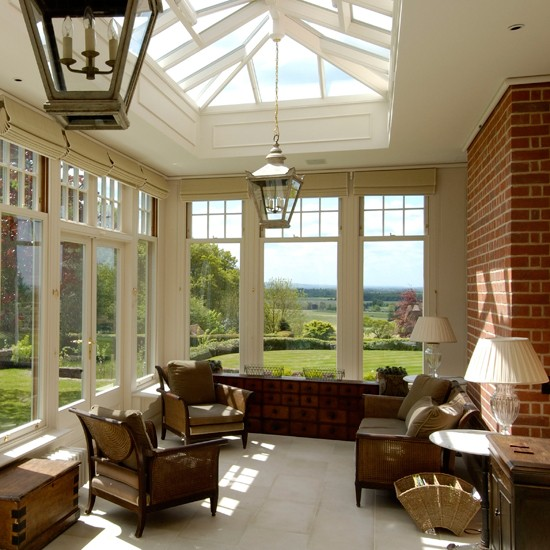 Orangery Garden Rooms 18 Design Ideas Housetohomecouk