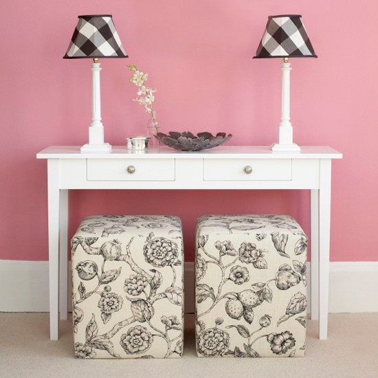 Bedroom dressing table | Bedroom ideas for teenage girls | Decorating ideas for girls rooms | PHOTO GALLERY | Housetohome