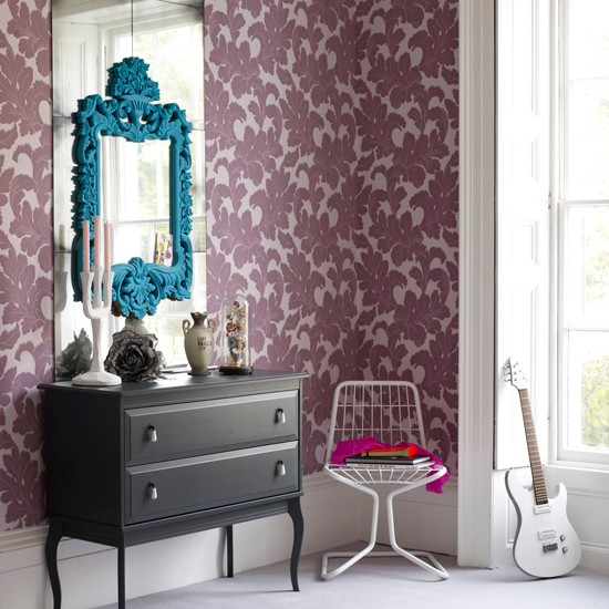 Mirrored bedroom dressing area | Bedroom ideas for teenage girls | Decorating ideas for girls rooms | PHOTO GALLERY | Housetohome