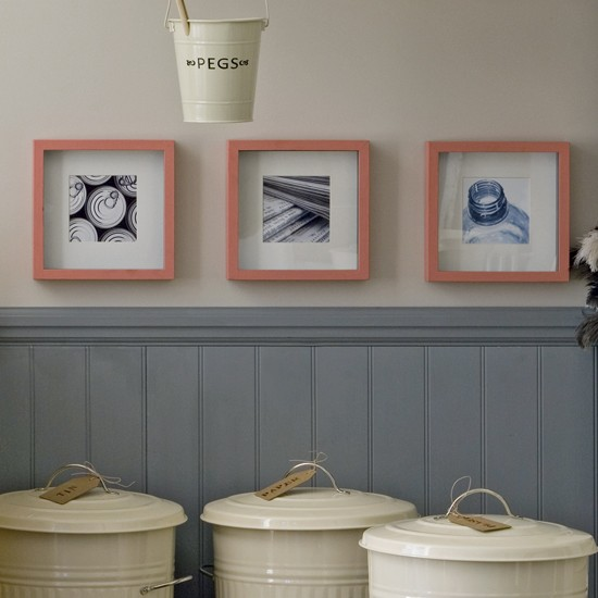 Utility room paint colours | Utility room | Utility room storage solutions | PHOTO GALLERY | Housetohome