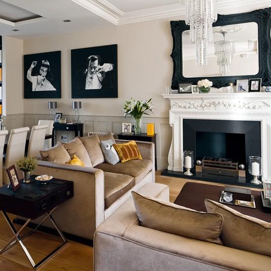 Hang Striking Wall Art Wow Factor Living Room Designs 10 Best Housetoho