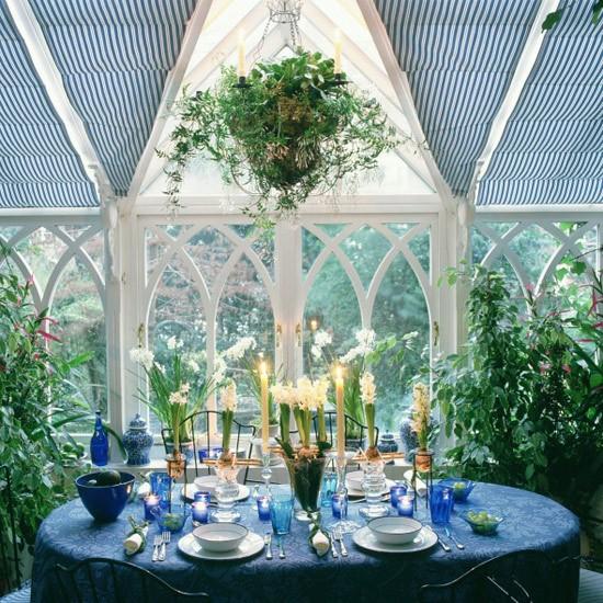 Grande declaração de Inverno | Conservatórios | idéias Conservatório de decoração | GALERIA DE FOTOS | Housetohome.co.uk