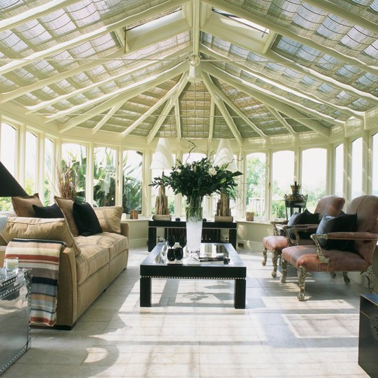 Dream team conservatório | | Conservatórios Conservatório idéias de decoração | GALERIA DE FOTOS | Housetohome.co.uk