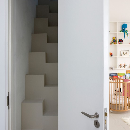 Quirky space saving stairs | Hallways and stairs — 10 ...