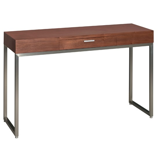 Steel frame console table from Dwell | Console tables | Hallway furniture | Occasional tables | PHOTO GALLERY | Housetohome
