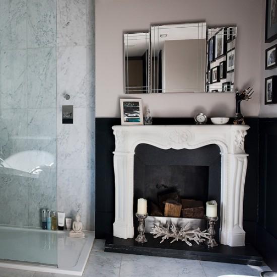 Carrara Marble Bathroom Bathroom Design