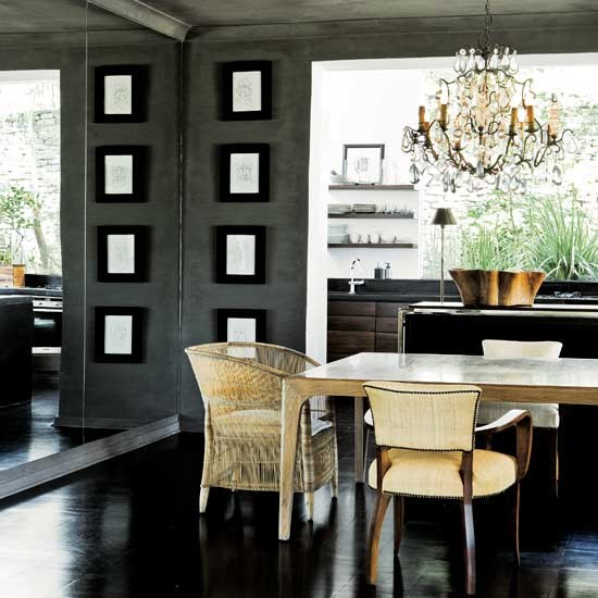 Dining room | South African family home