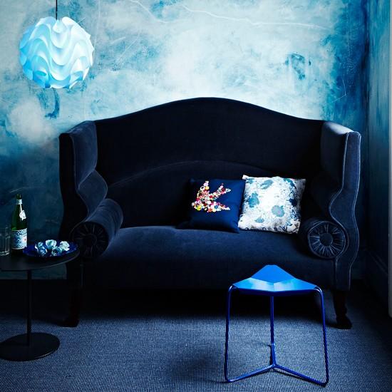 Indigo Blue Colour Schemes Home Trends