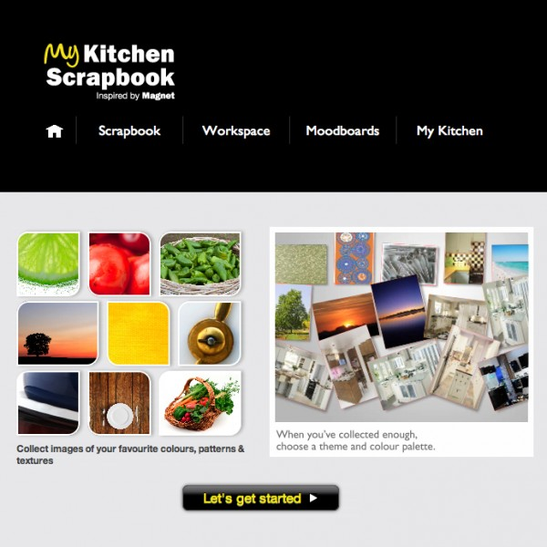 design your own kitchen with magnet s new online tool