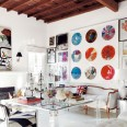 Take a tour around a fashion designer's LA bungalow