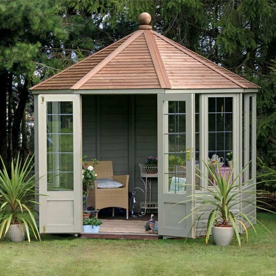 Hexagonal Garden Rooms For Sale
