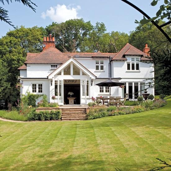 Country Farm Lodge House
