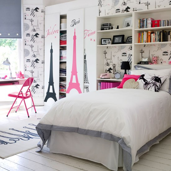 Transform a teenage girl 39 s bedroom in 5 steps How to decorate a teenage room