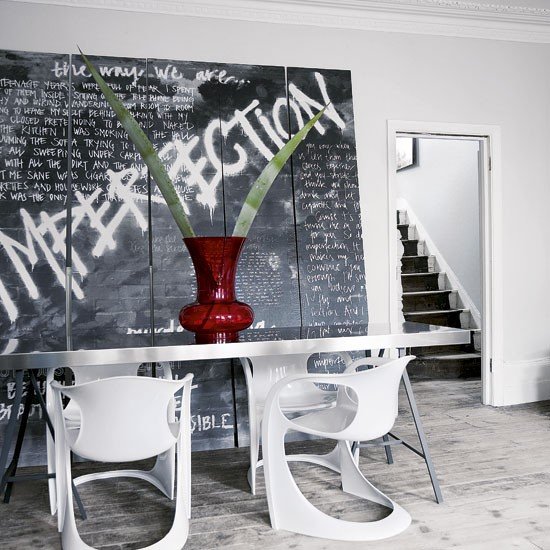 Dining Room Jimmie Karlsson S Upcycled London Flat Tour