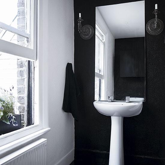 Decordemon an upcycled london apartment for 2 piece bathroom ideas
