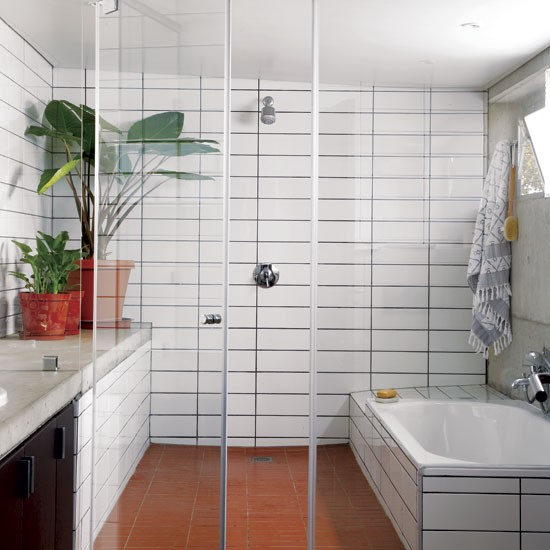 Wet Room Uber Modernist South African House Tour