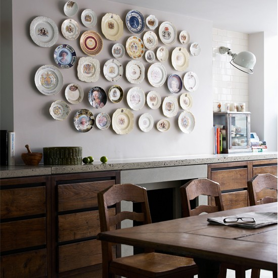 Dining area | Jamie Theakston's quirky London home
