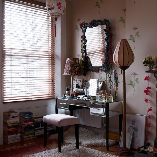 Dressing room : India Knightu0026#39;s vibrant Victorian home : housetohome.co.uk