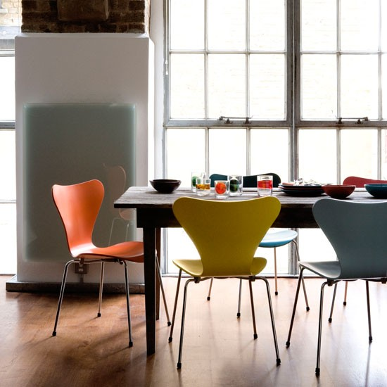 The Series 7 chair by Arne Jacobsen | Livingetc's Design Classics | Modern furniture and accessories | Modern design | PHOTO GALLERY | Livingetc | Housetohome
