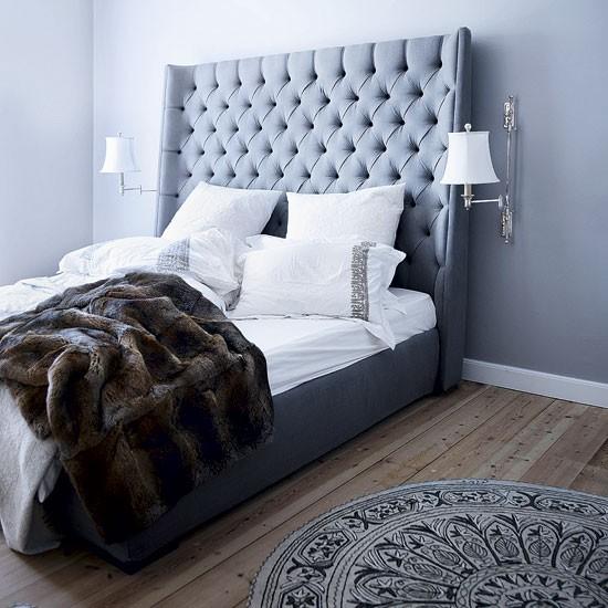 Bedroom | Cool city apartment house tour | Modern Christmas decorating ideas | Christmas | PHOTO GALLERY | Livingetc | Housetohome