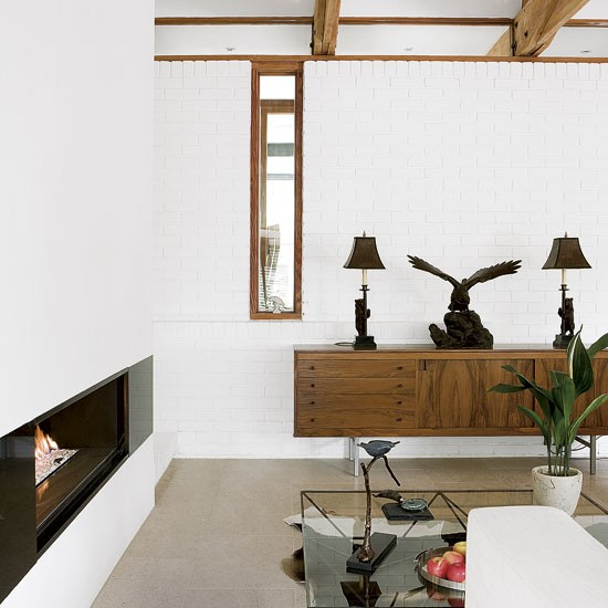 Step Inside A Sleek Modernist House In Kent Housetohome