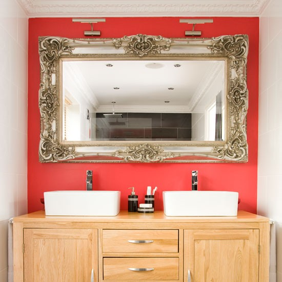 Awesome About Red Bathroom Ideas On Pinterest  Bathroom Furniture Bath