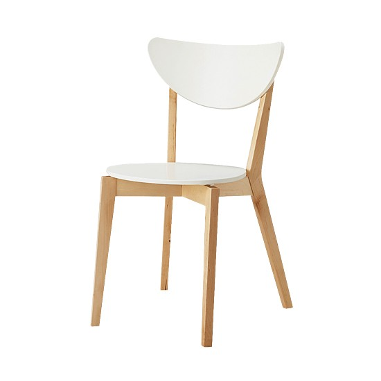 nordmyra chair from ikea classic dining chairs 10 of the best. Black Bedroom Furniture Sets. Home Design Ideas