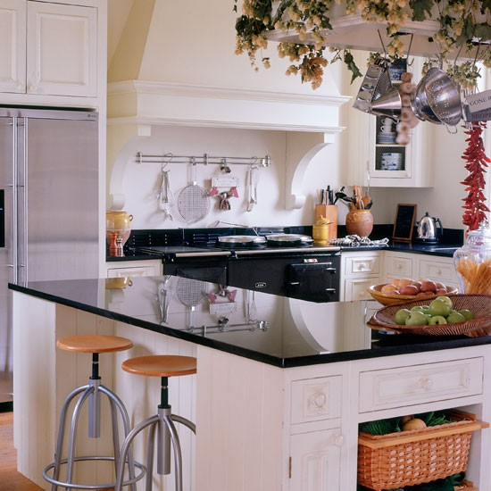 Refitting Granite Kitchen Worktops Celia Rufey 39 S Kitchen Design Ideas And Advice Housetohome