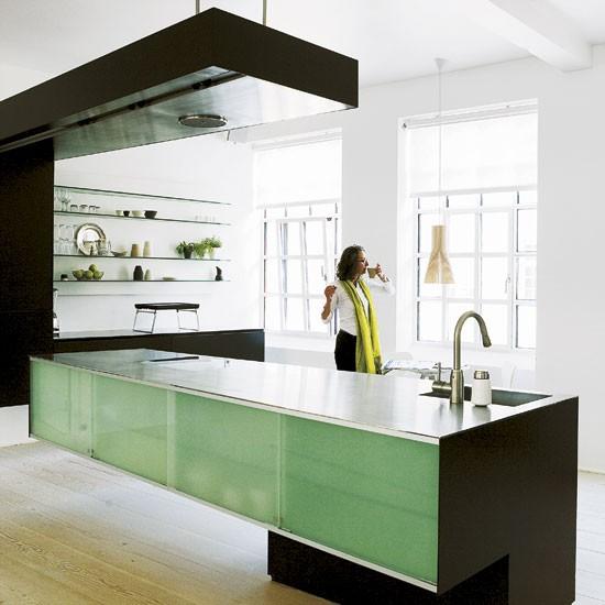 Take A Tour Around A Cool Danish Loft Apartment