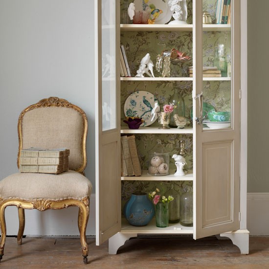 Country hallway storage | Hallway storage idea | Armoire | Image | Housetohome