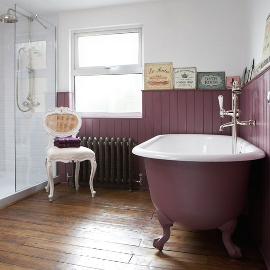 Victorian Bathroom Makeover Step Inside Housetohomecouk