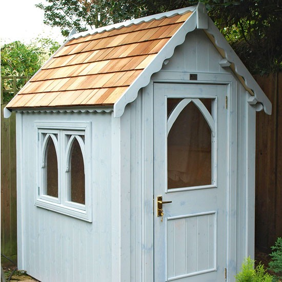 Gothic Shed From The Posh Shed Company How To Buy Sheds