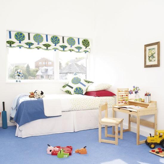 Kids Bedroom Wall Decor Bedroom Designs Latest Bedroom Ideas For Quadruplets Bedroom Blue Carpet: Minimal Children's Bedroom